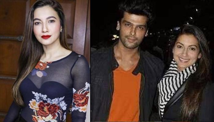 Gauahar Khan Wishes Luck To Her Ex-BF, Kushal Tandon For His New Restaurant, Shares A Happy Selfie