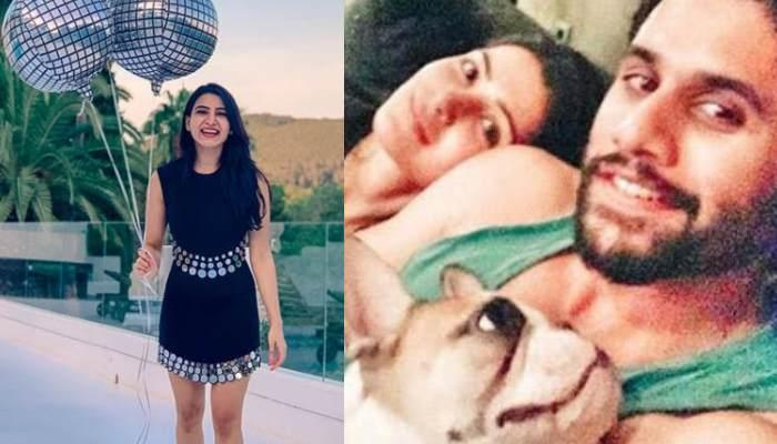 Samantha Akkineni's 'Holiday Wish' For Fans With Hubby, Naga Chaitanya And Pet, Hash Is Beyond Funny