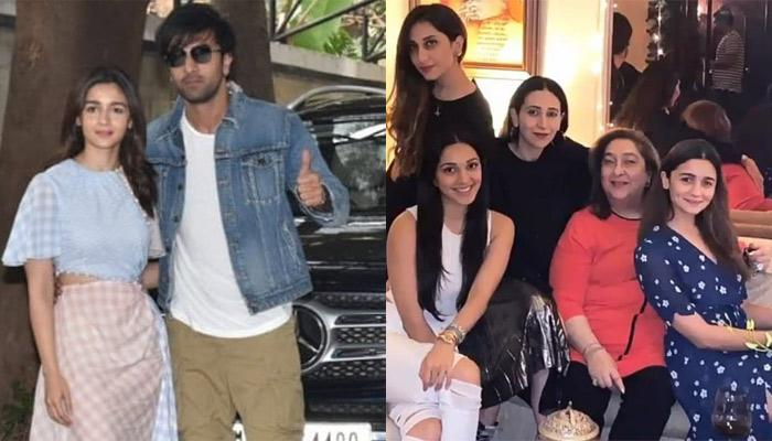 Alia Bhatt Officially Becomes A Part Of The Kapoor Fam, Attends Christmas Lunch With Ranbir Kapoor