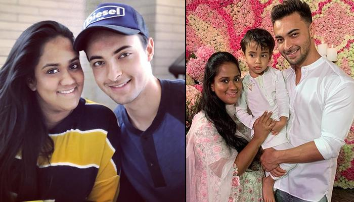 Arpita Khan Sharma And Aayush Sharma Pick A Unique Name For Their Newborn Daughter, It Means Miracle