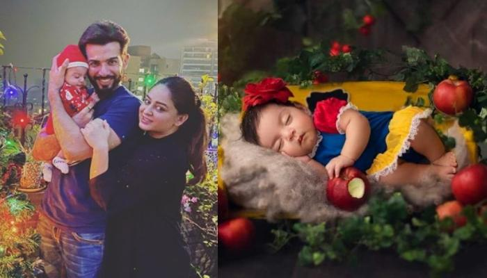 Tara Bhanushali's Adorable Picture Curled Up In Her 'Naani's' Arms Is Beyond Cuteness