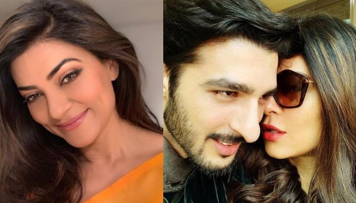 Rohman Shawl's Adorable Comment On Ladylove, Sushmita Sen's Post Is All Love