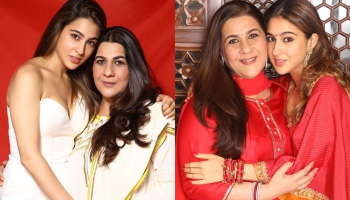 Sara Ali Khan Pens A Cute Poem For Mommy, Amrita Singh, Calls Her The Cure For Every Mood Swing