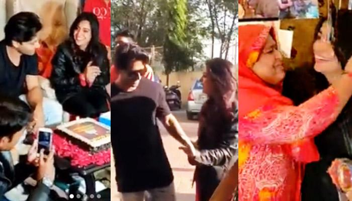 Dipika Kakar Gets Grand Welcome By Shoaib And Family After Winning Bigg Boss 12, Videos Inside