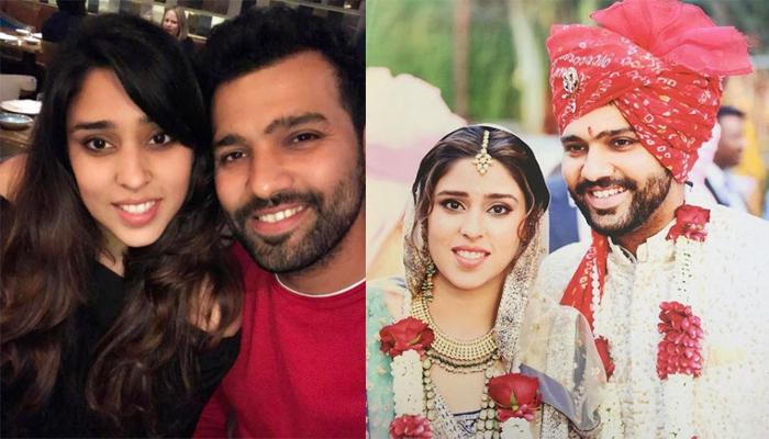 Rohit Sharma AndRitika Sajdeh Become Proud Parents, Is It A Baby Boy Or Girl? Here's The Answer