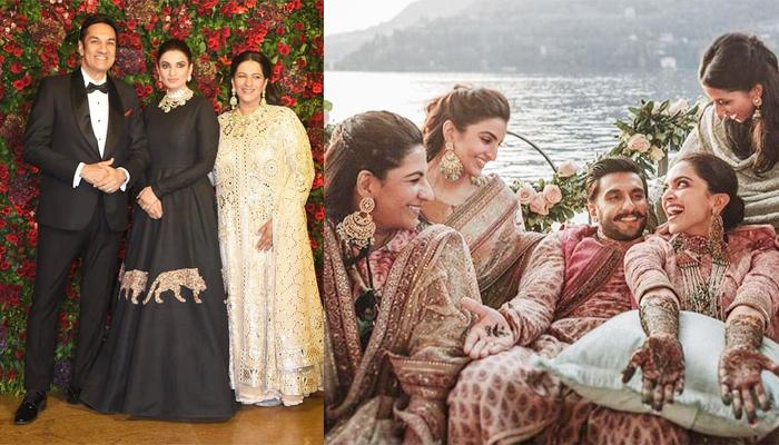 Deepika Shares How Her Equation With In Laws Is Like For Ranveer S Mom She Is Her Daughter