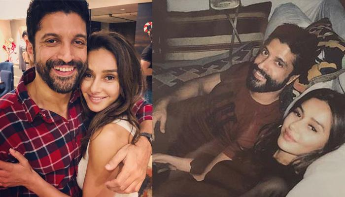 Shibani Dandekar Shares A Cosy Picture With Boyfriend Farhan Akhtar, Gets Trolled By Netizens