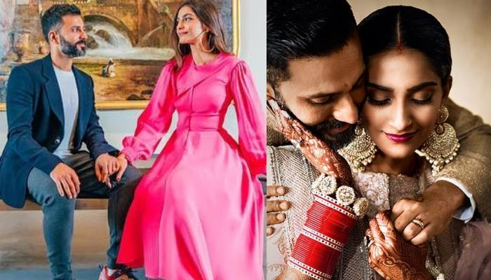 Sonam Kapoor Reveals How Husband Anand Ahuja Reacted When She Wore 'Chooda' After Their Wedding