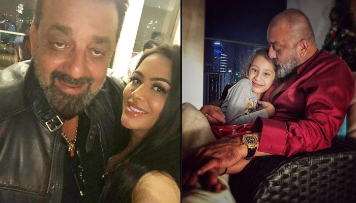 Sanjay Dutt Brutally Trolled For Discriminating Between Trishala And Iqra On National Girl Child Day