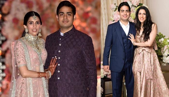 Akash Ambani And Shloka Mehta Redefine Couple Goals In This Unseen Picture From Their Engagement