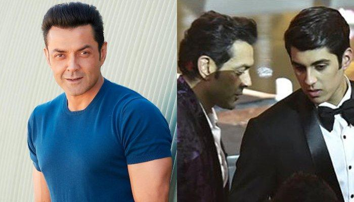 Bobby Deol Shares A Picture With His Son, Aryaman Deol On His 50th Birthday And He Is So Handsome