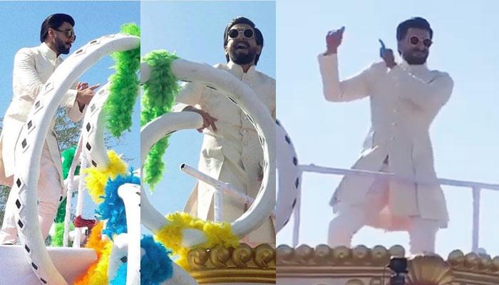 Ranveer Singh Attended A Big Fat Wedding In Jalore, Danced His Heart Out (Pics And Videos)