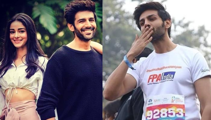 Kartik Aaryan Opens Up About His Rumoured Romance With Ananya Pandey, Details Inside