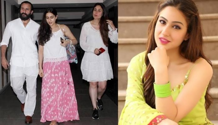 Unseen Throwback Picture Of Sara Ali Khan With Her Stepmom Kareena Kapoor Khan, Picture Inside