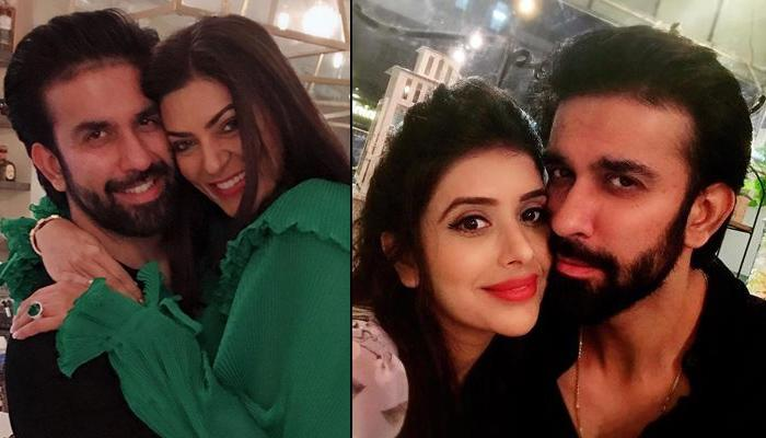 Is Sushmita Sen Not Happy With Her Brother, Rajeev Sen's Relationship With TV Actress, Charu Asopa?