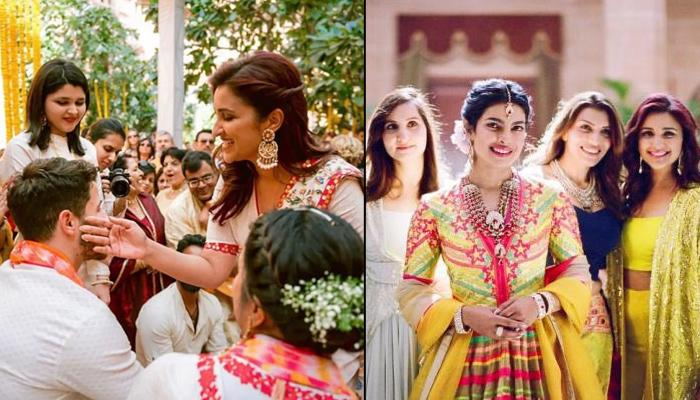 Parineeti Chopra Reveals What Nick Jonas Gave Bridesmaids In Exchange For 'Joote', Instead Of Cash