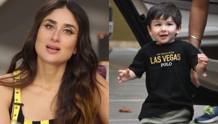 Kareena Kapoor Khan Reacts To Trolls Who Shame Her For Having A Nanny For Taimur