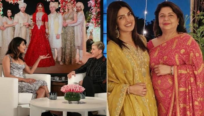 Priyanka Chopra Reveals Why Her Intimate Wedding With Nick Jonas Left Mom Madhu Chopra Upset