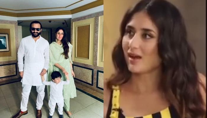 Kareena Kapoor Reveals Saif Ali Khan Cancelled Shooting For Taimur Ali Khan To Spend Time With Him