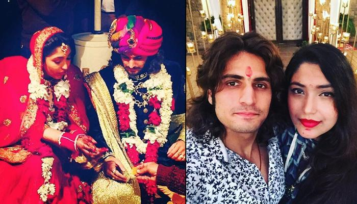 Rajat Tokas Shares A Throwback 'Together Forever' Wedding Pic With Wife Srishti On Their Anniversary
