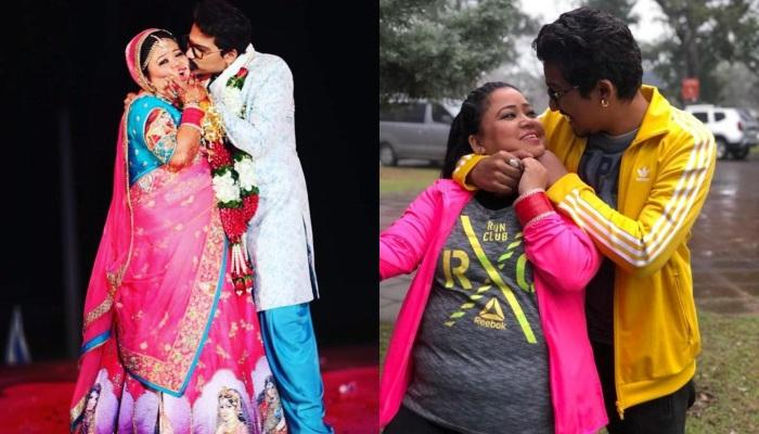 Bharti Singh Posts A Lovely Video And Series Of Pics For Hubby Haarsh Limbachiyaa On His Birthday