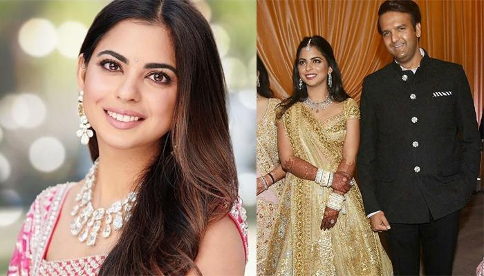 Isha Ambani Changes Her Name Post-Marriage With Anand Piramal, Says Cried In Vidaai Due To Pressure