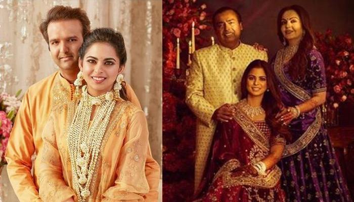 Isha Ambani Reveals The Reason Why Hubby Anand Piramal Reminds Her Of Her Father, Mukesh Ambani