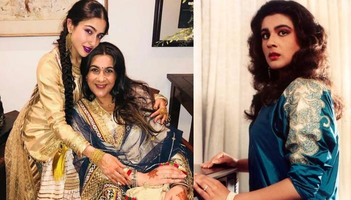 Sara Ali Khan Comments On Being Compared To Her Mother, Actress Amrita Singh, Says It'll Take Time