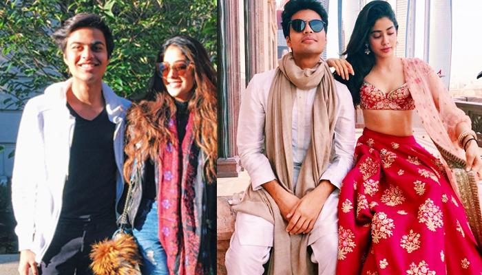 Janhvi Kapoor's Rumoured Boyfriend, Akshat Rajan Is Scared To Hang Out With Her Due To Paparazzi