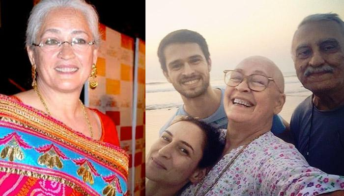 Amidst Cancer Treatment, Nafisa Ali Sodhi Welcomes 2019 With Family In Goa, Pics Inside