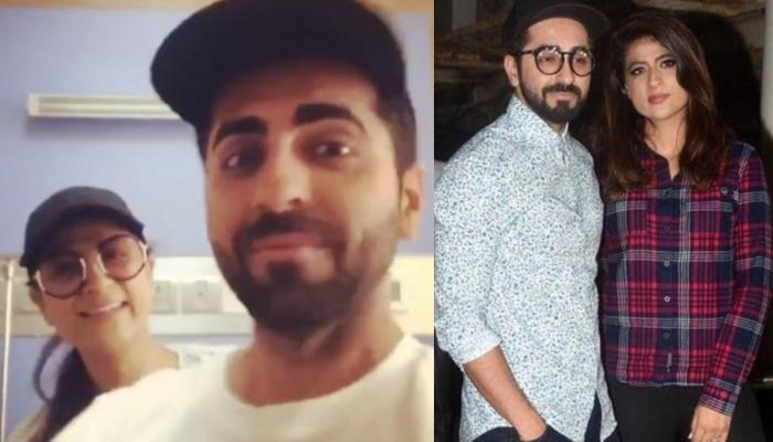 Ayushmann Khurrana's Wife Tahira Kashyap Can't Keep Calm As She Finishes Her Chemotherapy [Video]
