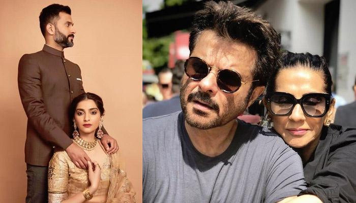 Anil Kapoor Shares Complete Family Picture With Sonam-Anand, Rhea-Karan In One Frame Together