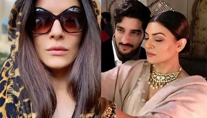 Rohman Shawl Says He Can't Stop Falling In Love With Girlfriend Sushmita Sen, Her Reply Is Epic