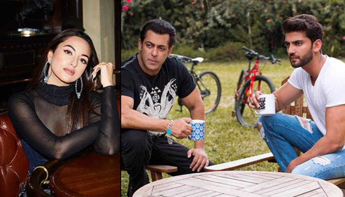 Is Sonakshi Sinha Dating Salman's Find, Zaheer Iqbal? He Wanted To Declare Holiday On Her Birthday