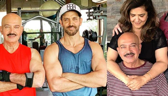 Rakesh Roshan Diagnosed With Throat Cancer, Hrithik Roshan Talks About His Strong Will Power