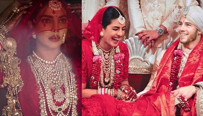 Priyanka Chopra's Wedding 'Kalire' Had Her And Nick Jonas's Silhouette Engraved On It, Pic Inside