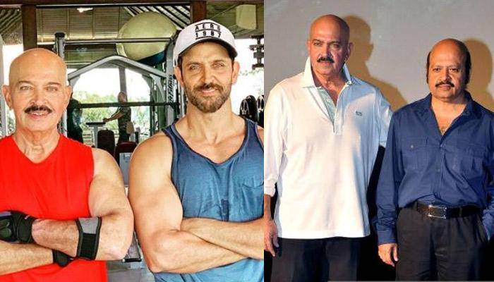 Son Hrithik Roshan And Brother Rajesh Roshan Give Updates About Rakesh Roshan's Cancer Treatment