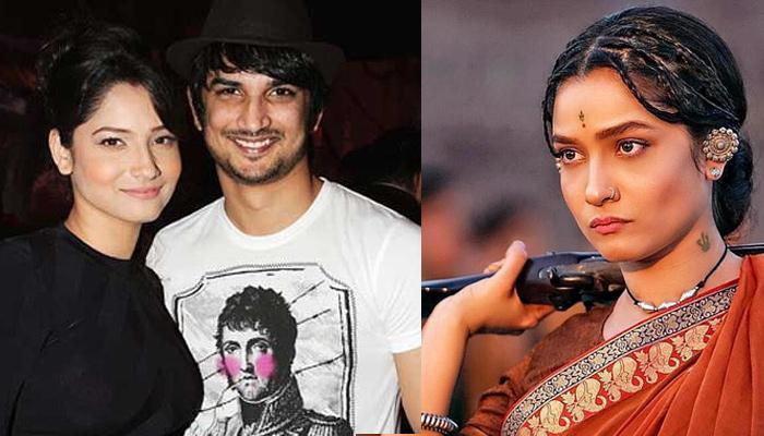 Sushant Singh Rajput Can't Stop Praising Ex-GF, Ankita Lokhande For Her Performance In Manikarnika