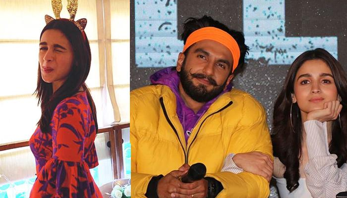 Alia Bhatt Will Do This If Some Girl Tries To Get Closer To Her Boyfriend, Co-Star Ranveer Agrees