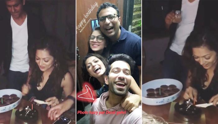 Drashti Dhami Celebrates Her Birthday With Husband Neeraj Khemka, Friend Nakuul Mehta And Others