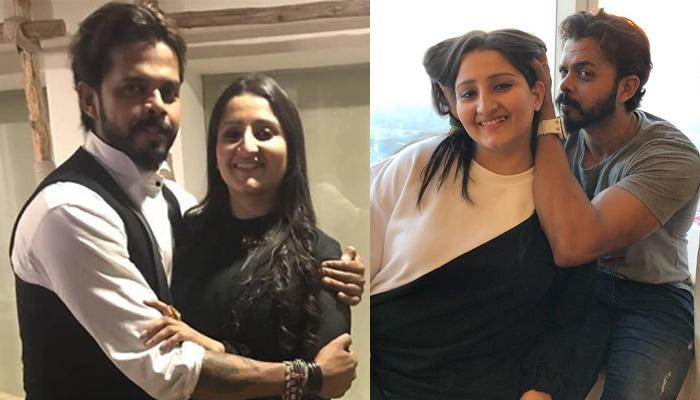 Sreesanth's Wife Bhuvneshwari Kumari Has A Wonderful Answer If Her Hubby Does Intimate Film Scenes
