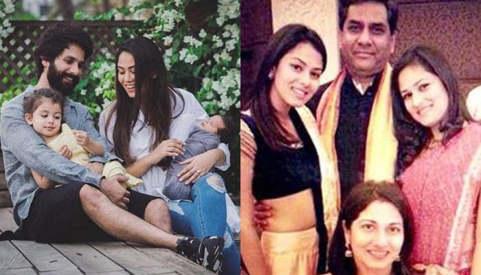 Mira Rajput Kapoor Shares An Unseen Picture With Her Sisters From Her Wedding And It's Dreamy