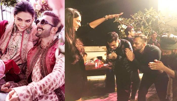 Ranveer Singh Explains Why 'Lakshmi' Deepika Padukone Blessed Him, Karan Johar And Rohit Shetty