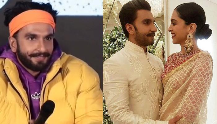 Ranveer Singh Reveals Wifey Deepika Padukone Will Get A Special Solo Rap Show, Video Inside