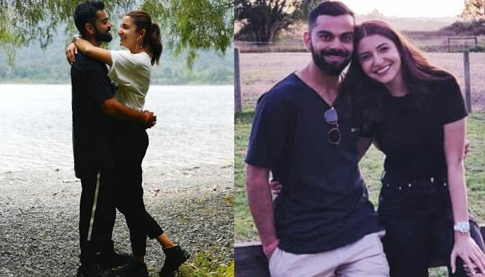Virat Kohli Gives A Sneak Peak Of His New Zealand Vacation, Shares A Mushy Picture With Anushka