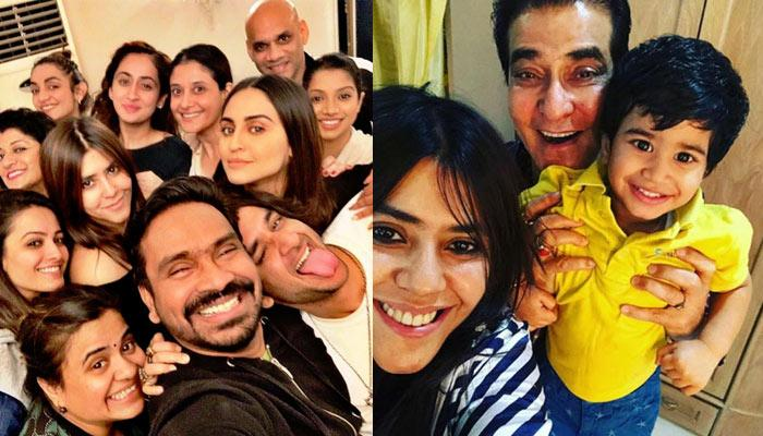 Tusshar Kapoor Showers Ekta Kapoor And Newborn Nephew With Love, Other Celebs Poured Wishes