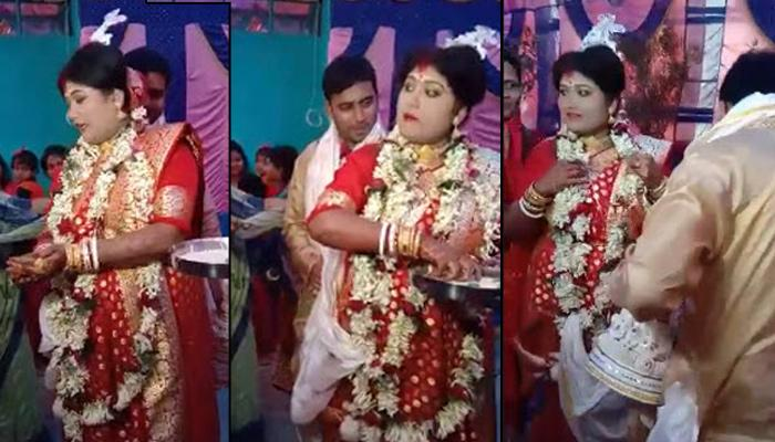 Bengali Bride Refuses To Cry, Boldly Says 'Parent's Debt Can Never Be Repayed', Video Going Viral