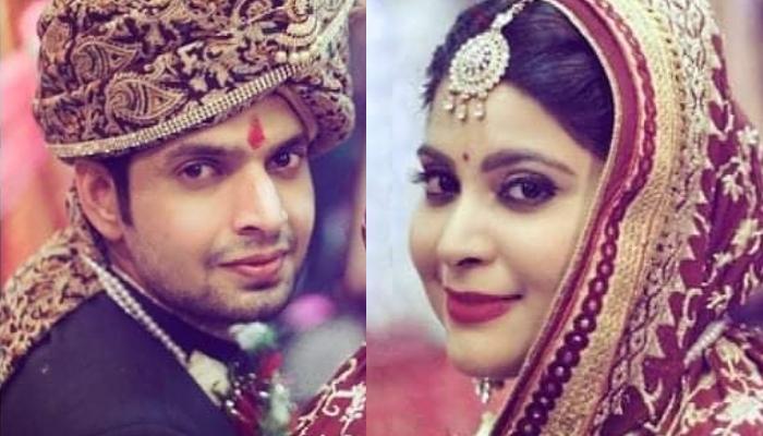 Surveen Guggal Fame Hitesh Bharadwaj Gets Married To Girlfriend Suditi Srivastava