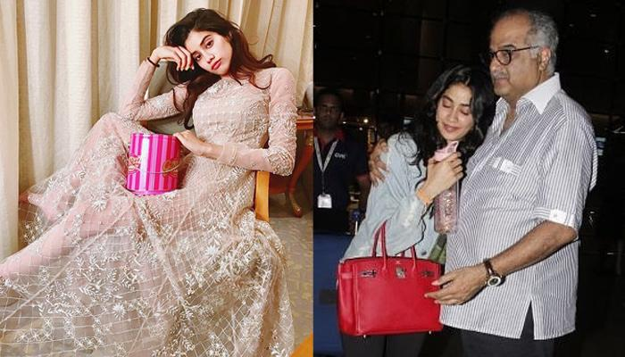 Janhvi Kapoor Reveals That Boney Kapoor Teased Her About One Of Her Body Parts Throughout Childhood