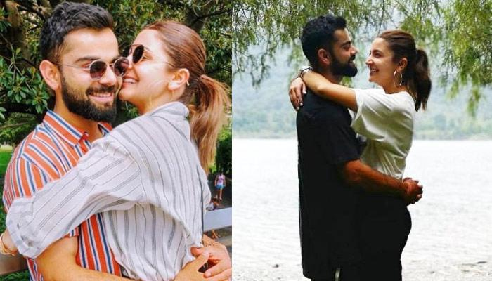 Anushka Sharma Shares A 'Buddy Picture' With Virat Kohli From Forest, Calls Him Best Friend Forever